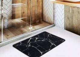 Covoras baie 40x60 cm, Alessia Home, Marble DJT