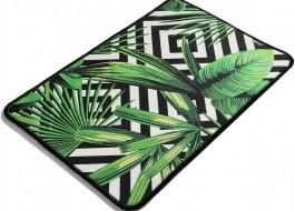 Covoras baie 40x60 cm, Alessia Home, Tropic DJT