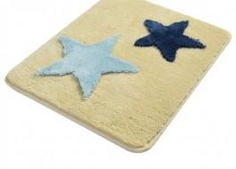 Covoras baie 50x60 cm, Alessia Home, All Star - Stone