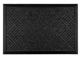 Covoras intrare, 40x60cm, Black