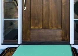 Covoras intrare pt dezinfectare 50x70cm Verde