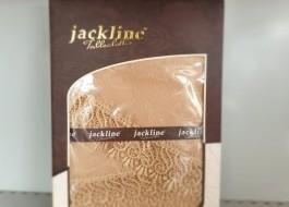 Fata de masa Jackline 160x220cm maro pentru masa ovala
