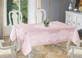 Fata de masa Tropik Home - Royal Pano, 150x220cm, roz