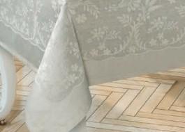 Fata masa Pano Linen 160x220 cm, Gri