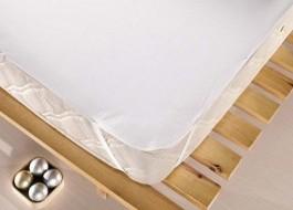 Husa de pat impermeabila bbc100% dimensiune 160x200cm