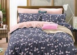 Lenjerie de pat cu elastic ptr saltea de 160x200cm , 160-B28
