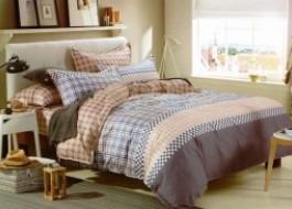 Lenjerie de pat cu elastic ptr saltea de 180x200cm , EL180Vallerie