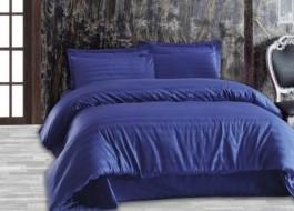 Lenjerie de pat de lux, Altinbasak, Always albastru royal