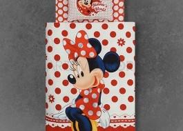 Lenjerie de pat Disney Tac minnie mouse3