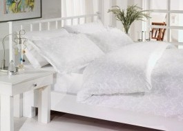 Lenjerie de pat de lux, Altinbasak - Elis Beyaz
