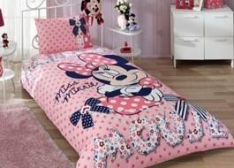 Lenjerie TAC Disney 3 piese Minnie Mouse Dream, produs intact, ambalaj deteriorat
