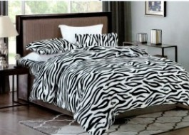 Lenjerii de Pat Cocolino, Ralex Pucioasa, model Zebra v03