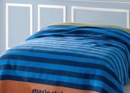 Patura bumbac si acryl 200x220cm, Marie Claire, Ligna