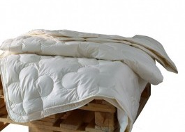 Pilota iarna matlasata, Marie Claire, 195 x 215cm, umplutura lana naturala