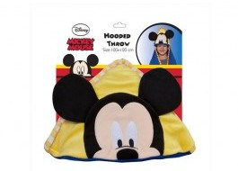 Pled copii Mickey Mouse 100x100cm
