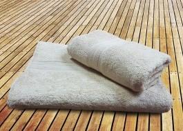 Prosop bambus 70x140CM - Dark beige