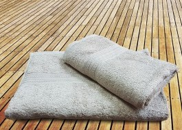 Prosop bambus 70x140CM - Brown