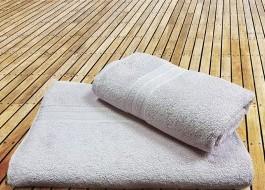Prosop bambus 70x140CM - Powder