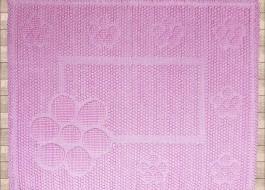 Prosop picioare 50x60cm, Tabe, roz