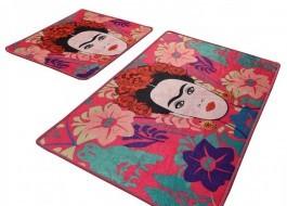 Set 2 covorase baie, Alessia Home, Frida - Pink