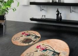 Set 2 covorase baie ovale, Chilai Home, Monder DJT