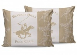 Set 2 fete de perna, Beverly Hills 013 Cream, 50 x 70 cm
