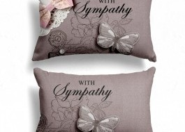 Set 2 fete de perna, Cotton Club, 50x70 cm Sympathy
