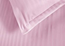 Set 2 fete de perna damasc 50x70 cm, Ralex Pucioasa, roz pudra