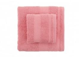 Set 2 prosoape bumbac 100%, Bahar Home, Tommy - Pink