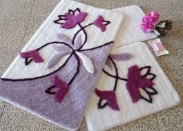 Set 3 covorase baie, Alessia Home, Navin - Lilac