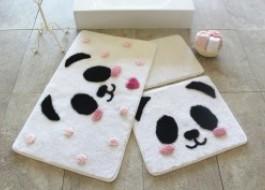 Set 3 covorase baie, Alessia Home, Panda