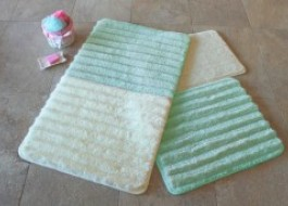 Set 3 covorase baie, Alessia Home, Soft - Mint
