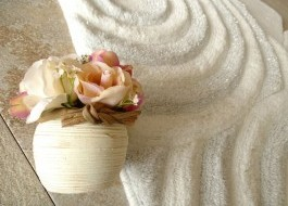 Set 3 covorase baie, Alessia Home, Wave - White