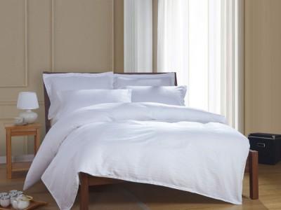 Lenjerie de pat policoton ptr pat dublu cu elastic pentru saltea 160x200cm