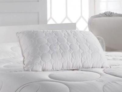 Perna umplutura bumbac, Cotton Box, 50x70 cm, alba