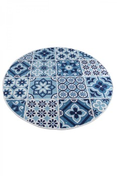 Covoras de baie, Alessia Home, Ceramic DJT, 100 cm