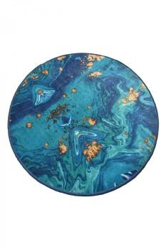 Covoras de baie, Alessia Home, Marbling DJT, 100 cm