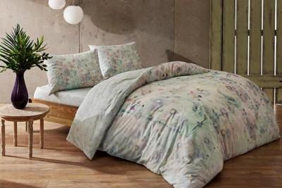 Lenjerie de pat de lux, bambus si bumbac, TAC Renata