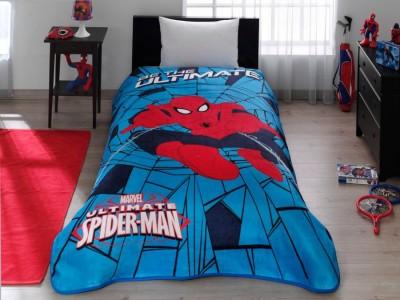 Patura de lux Tac 160x220cm, Spiderman