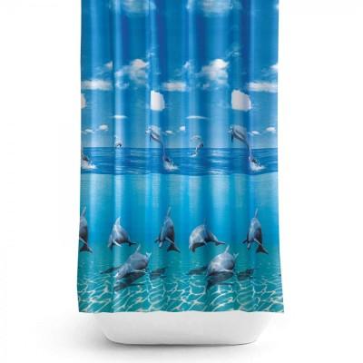 Perdea dus 180x200cm Delfini