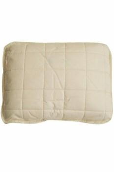 Perna bebeluși bumbac 100% satinat, Cotton Box, 35x45 cm, ecru