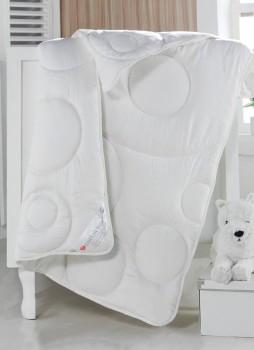 Pilota pentru bebelusi, Cotton Box, 95x145 cm, bumbac 100%