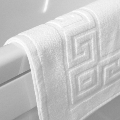 Prosop alb hotel 650gr/mp bumbac 100% dimensiune 48x85cm