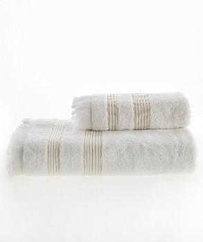 Prosop bambus 50X90CM - White