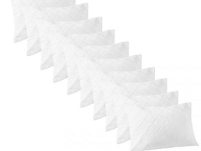 Set 10 perne matlasate umplutura silicon 50x70cm
