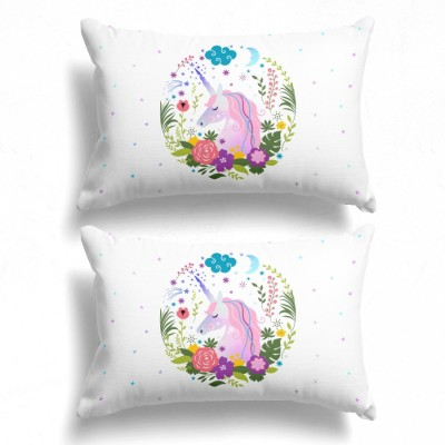 Set 2 fete de perna, Cotton Club, 50x70 cm Unicorn