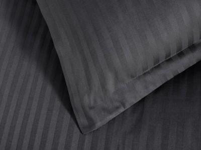 Set 2 fete de perna damasc 50x70 cm, Ralex Pucioasa, culoarea negru