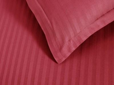 Set 2 fete de perna damasc 50x70 cm, Ralex Pucioasa, culoarea rosu