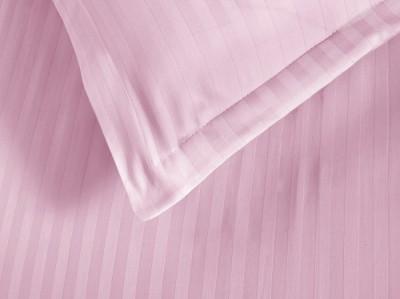 Set 2 fete de perna damasc 70x70 cm, Ralex Pucioasa, roz pudra