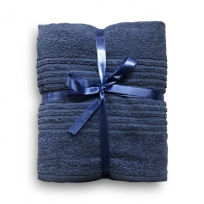Set 6 prosoape bumbac 100%, Miomare, Albastru